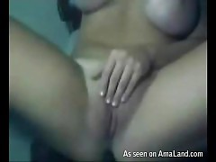 Lesbo hotty stuffs cunt of her girlfriend by large ding-dong